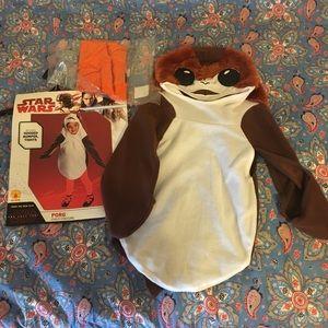 Disney Star Wars Porg Halloween Costume Toddler